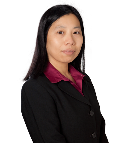 Hong (Annita) Zhong, Irell & Manella LLP Photo