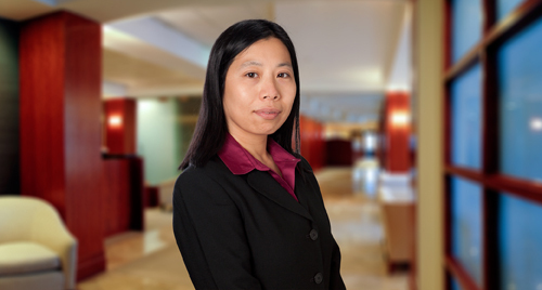 Photo of Hong (Annita)  Zhong